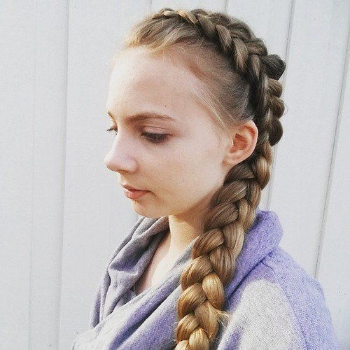 The Best 20 Sweet Braided Hairstyles For Girls Pretty Designs Pictures