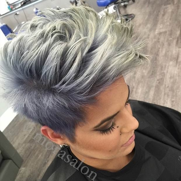 The Best 28 Trendy Faux Hawk Hairstyles For Women 2019 Pretty Designs Pictures