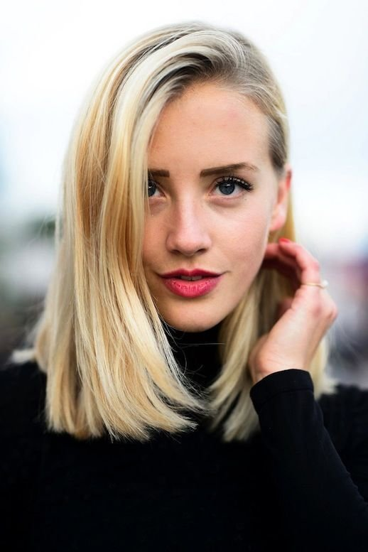 The Best 26 Beautiful Hairstyles For Shoulder Length Hair Pretty Designs Pictures