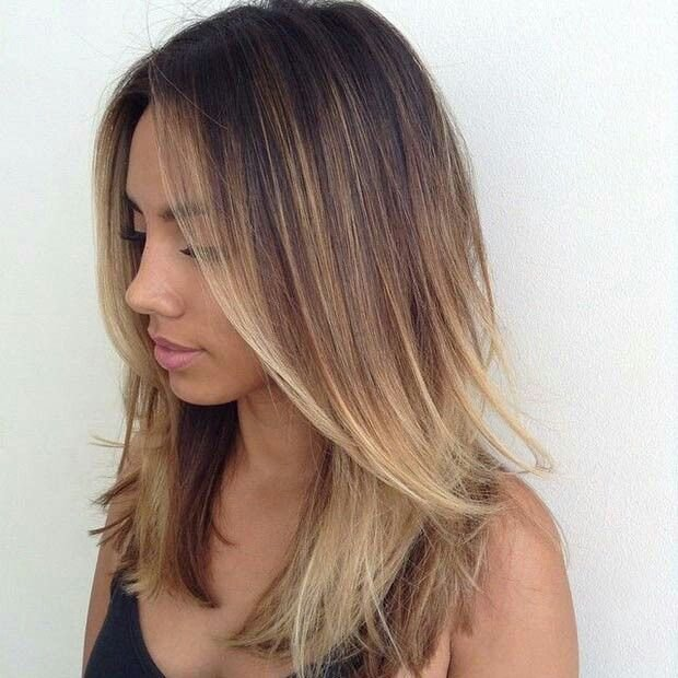 The Best 21 Great Layered Hairstyles For Straight Hair 2019 Pictures
