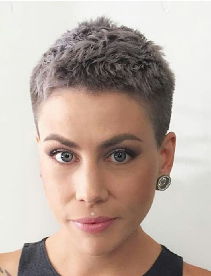 The Best 15 Very Short Haircuts For 2019 Really Cute Short Hair Pictures