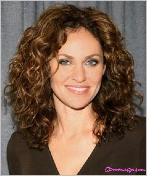 The Best Medium Natural Curly Haircuts Allnewhairstyles Com Pictures