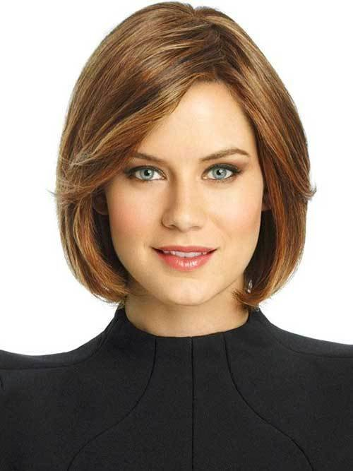 The Best 15 Best Bob Cut Hairstyles For Round Faces Bob Pictures