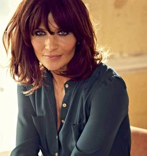 The Best 20 Best Bob Hairstyles With Fringe Bob Hairstyles 2018 Pictures