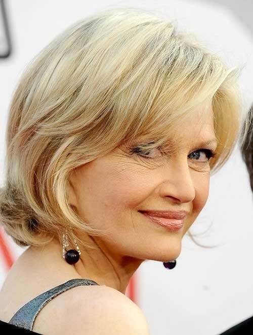 The Best Layered Bob Hairstyles For Over 50 Bob Hairstyles 2018 Pictures