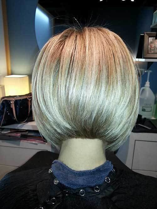 The Best 15 Back Of Bob Hairstyles Bob Hairstyles 2018 Short Pictures