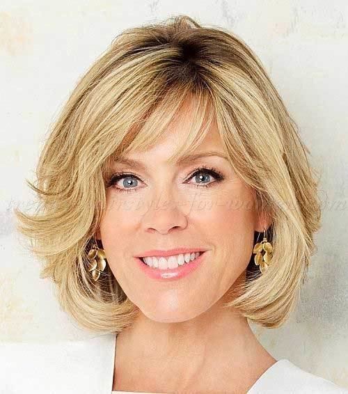 The Best Chic Bobs For Women Over 50 Bob Hairstyles 2018 Short Pictures