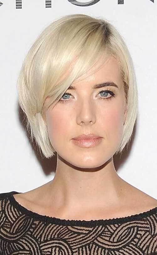 The Best 10 Bob Cut Hairstyles For Oval Faces Bob Hairstyles 2018 Pictures