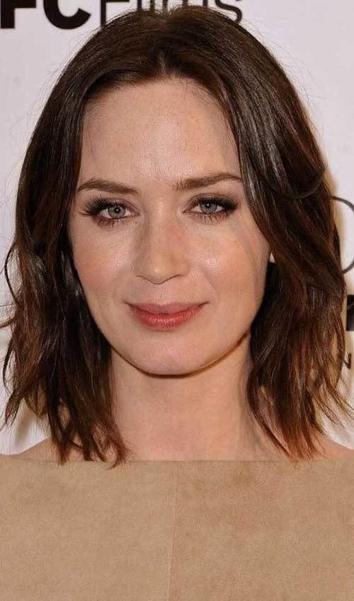 The Best 15 New Long Bob For Round Faces Bob Hairstyles 2018 Pictures