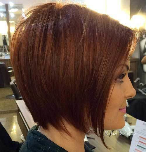 The Best 25 Latest Short Layered Bob Haircuts Bob Hairstyles Pictures