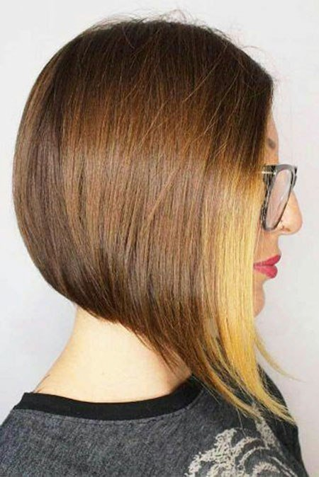 The Best 18 Medium Length Angled Bob Hairstyles Bob Hairstyles Pictures