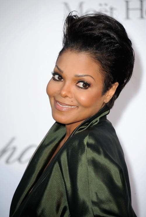 The Best Janet Jackson Hairstyles 37 Most Appreciated Hairdos Pictures
