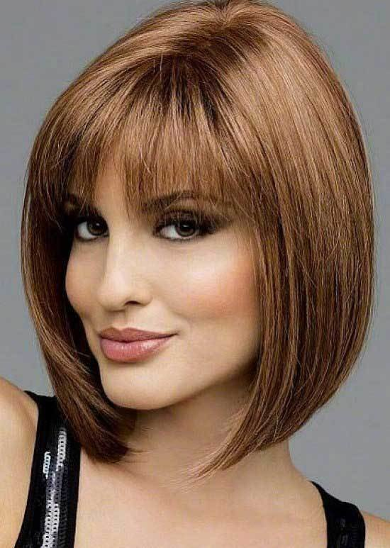 The Best 35 Awesome Bob Haircuts With Bangs Makes You Truly Pictures