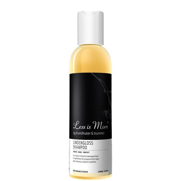 The Best Repairing Organic Shampoo Lindengloss For Color Treated Pictures