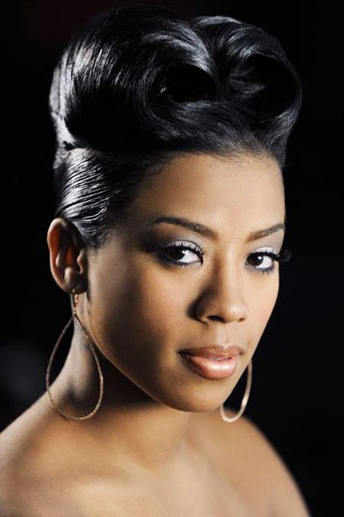 The Best 25 Fabulous Keyshia Cole Short Hairstyles Cool Trendy Short Hairstyles 2017 Pictures