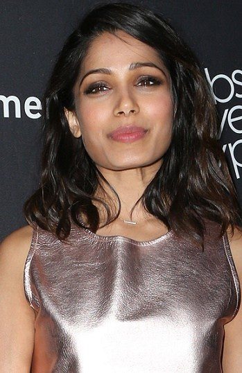 The Best Freida Pinto Hair Sophisticated Allure Hairstyles 2017 Pictures