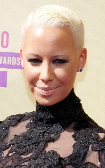 The Best Hairstyles Amber Rose Short Trendy Hairstyle Pictures