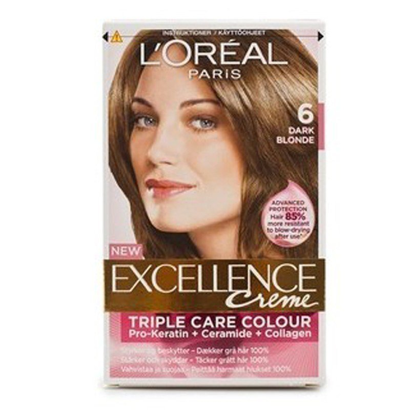 The Best L Oreal Excellence Permanent Hair Color 6 Pictures