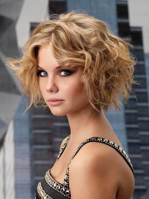 The Best 20 Beautiful Short Curly Hairstyles Short Hairstyles Pictures