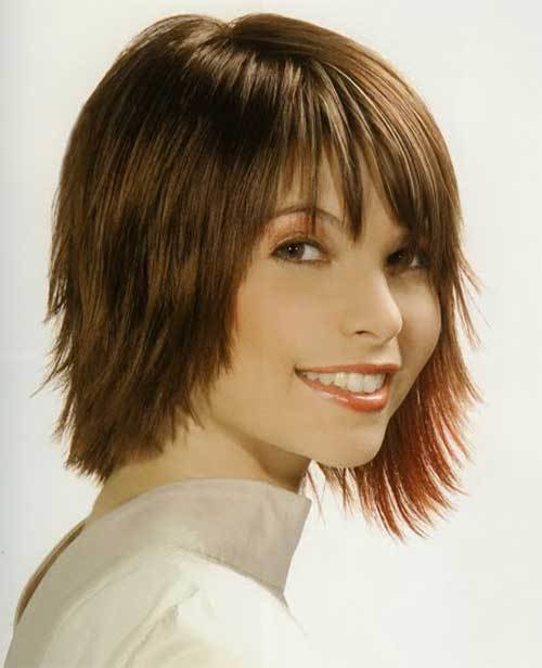 The Best 20 Easy Short Straight Hair Styles Short Hairstyles 2018 Pictures