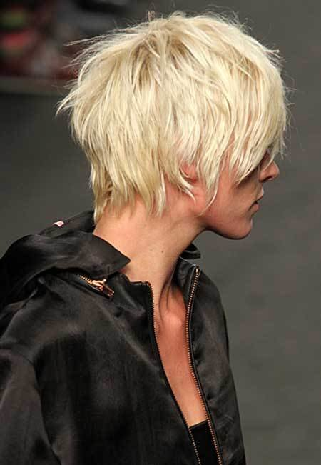 The Best Trendy Short Haircuts Short Hairstyles 2016 2017 Pictures
