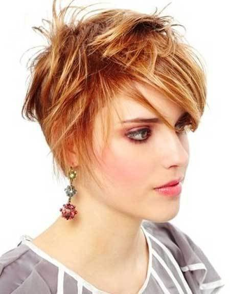 The Best Messy Short Hairstyles For Women Short Hairstyles 2018 Pictures
