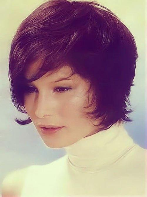 The Best 2013 Trendy Short Haircuts For Women Short Hairstyles Pictures