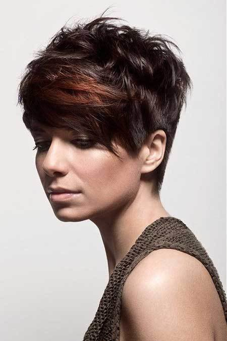 The Best Cool Hair Colors For Short Hair Short Hairstyles 2017 Pictures