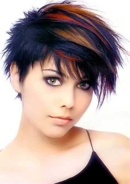 The Best 20 Short Hair Color Trends 2014 Short Hairstyles 2017 Pictures