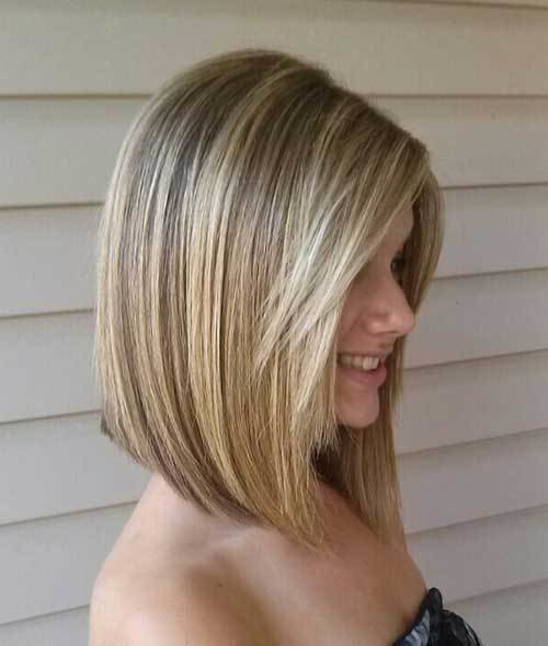 The Best 20 Short Medium Hairstyles 2015 Short Hairstyles 2017 Pictures