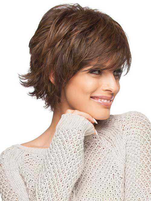 The Best 30 Short Layered Haircuts 2014 2015 Short Hairstyles Pictures
