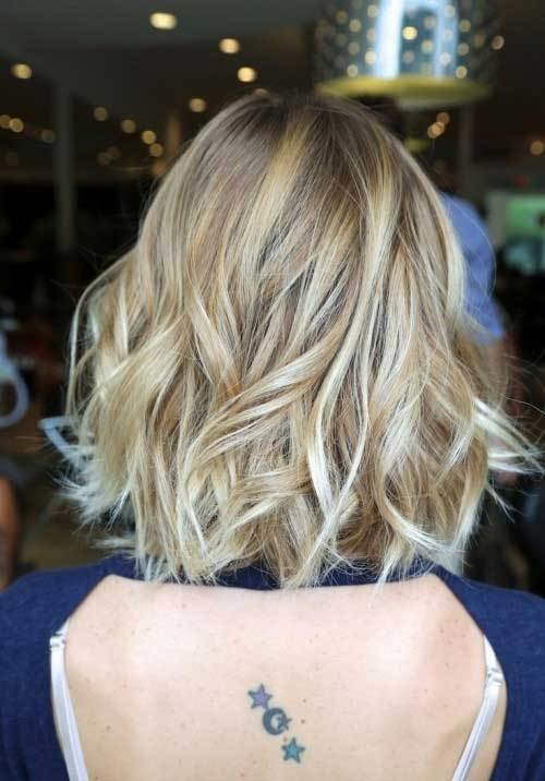 The Best 40 Beachy Waves Short Hair Short Hairstyles 2018 2019 Pictures