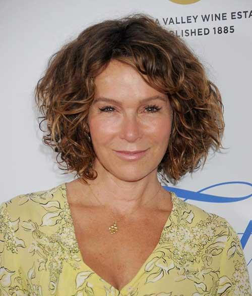 The Best Short Curly Hairstyles For Over 50 Short Hairstyles 2017 Pictures