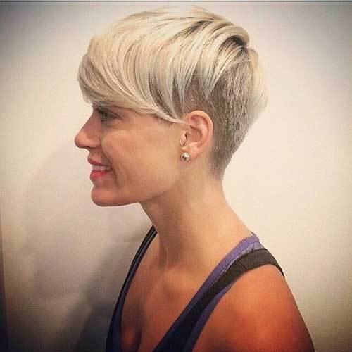 The Best 30 Short Trendy Hairstyles 2014 Short Hairstyles 2018 Pictures