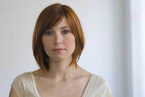 The Best Best Short Haircuts For Straight Fine Hair Short Pictures
