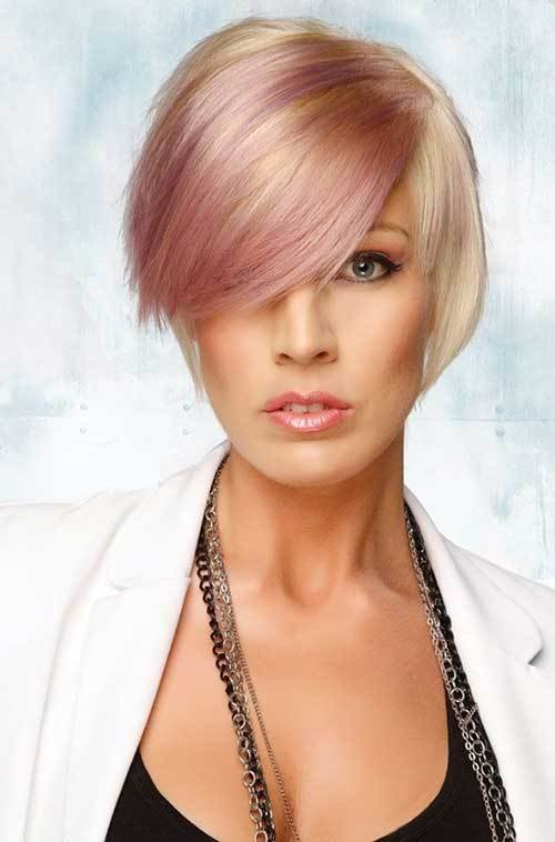 The Best 15 Short Blonde And Pink Hairstyles Short Hairstyles Pictures