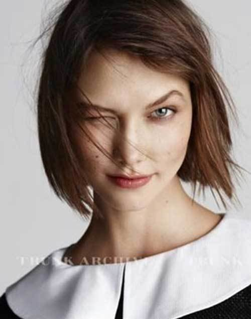 The Best 20 Short Hairstyles For Fine Straight Hair Short Pictures