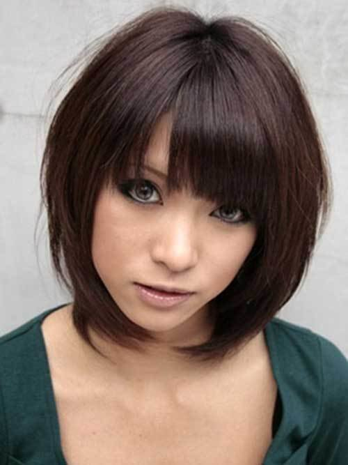 The Best 15 Best Short Haircuts For Brunettes Short Hairstyles Pictures
