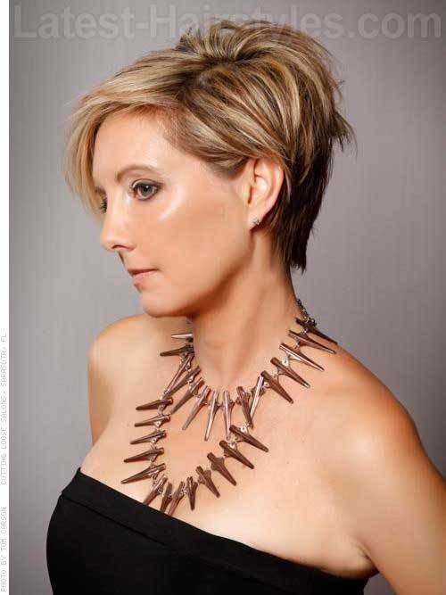 The Best Best Short Haircuts For Women Over 50 Short Hairstyles Pictures