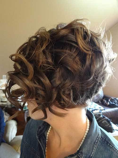 The Best 15 Short Haircuts For Curly Frizzy Hair Short Hairstyles Pictures