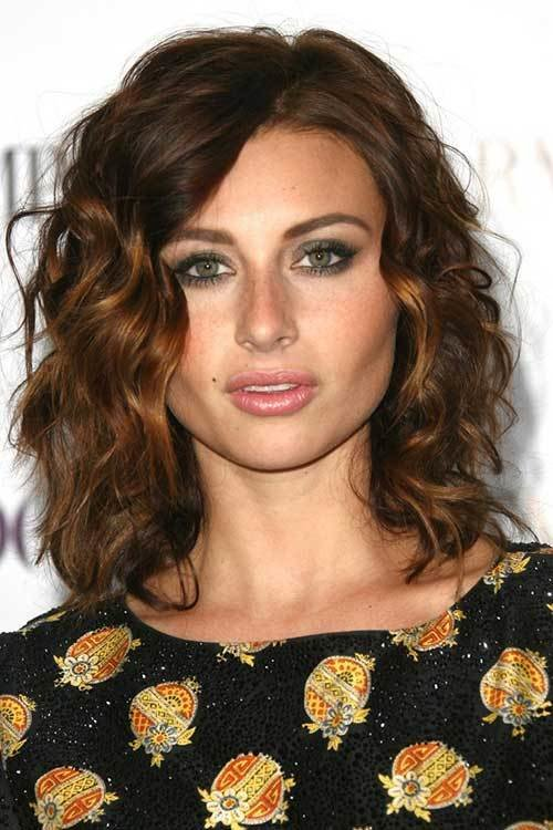 The Best Short Medium Curly Hairstyles Short Hairstyles 2018 Pictures