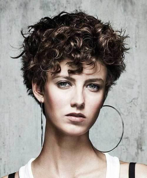 The Best Very Pretty Short Curly Hairstyles You Will Love Short Pictures