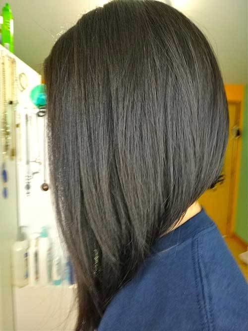 The Best 20 Inverted Bob Haircuts Short Hairstyles 2018 2019 Pictures