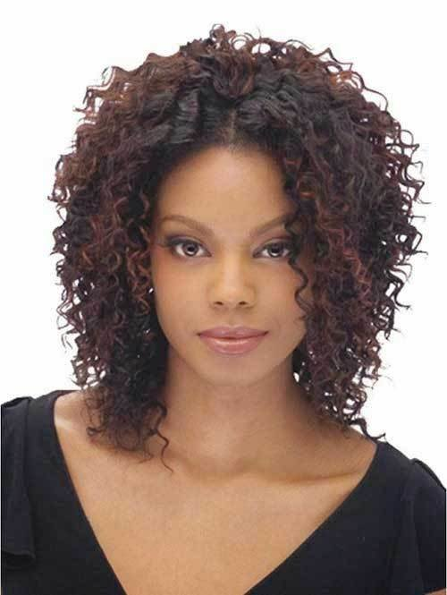 The Best 15 New Short Curly Weave Hairstyles Short Hairstyles Pictures