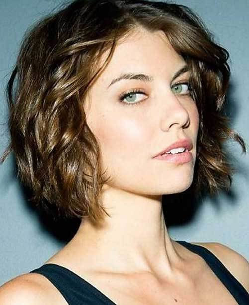 The Best 15 Popular Short Curly Hairstyles For Round Faces Short Pictures