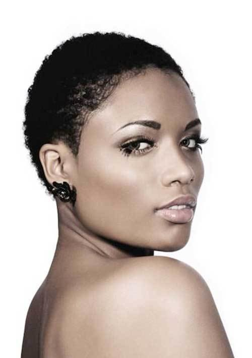 The Best 15 New Short Curly Haircuts For Black Women Short Hairstyles 2017 2018 Most Popular Short Pictures