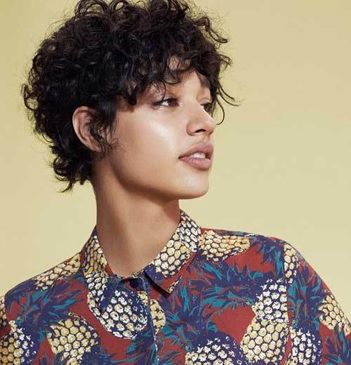 The Best Gorgeous Short Curly Hair Ideas You Must See Short Pictures