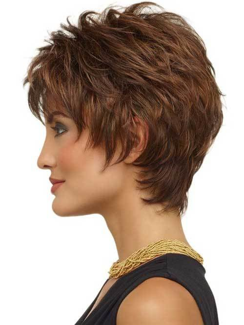 The Best 30 Short Layered Hair Short Hairstyles 2018 2019 Pictures