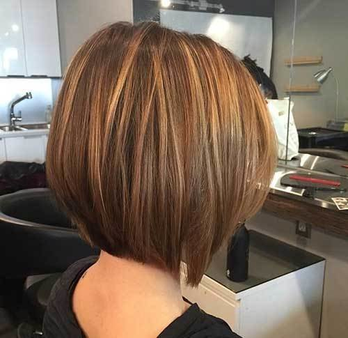 The Best 20 Short Haircuts With Highlights Short Hairstyles 2018 Pictures