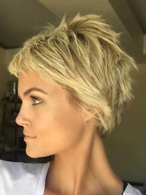 The Best 2018 Must See Choppy Short Haircuts Short Hairstyles Pictures